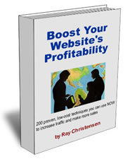 Boost Your Website's Profitability eBook